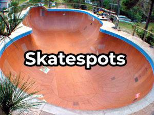 Skatespots